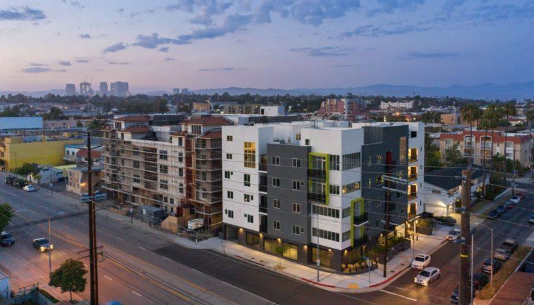 3550 South Overland Avenue. Photo via www.southpacificre.com