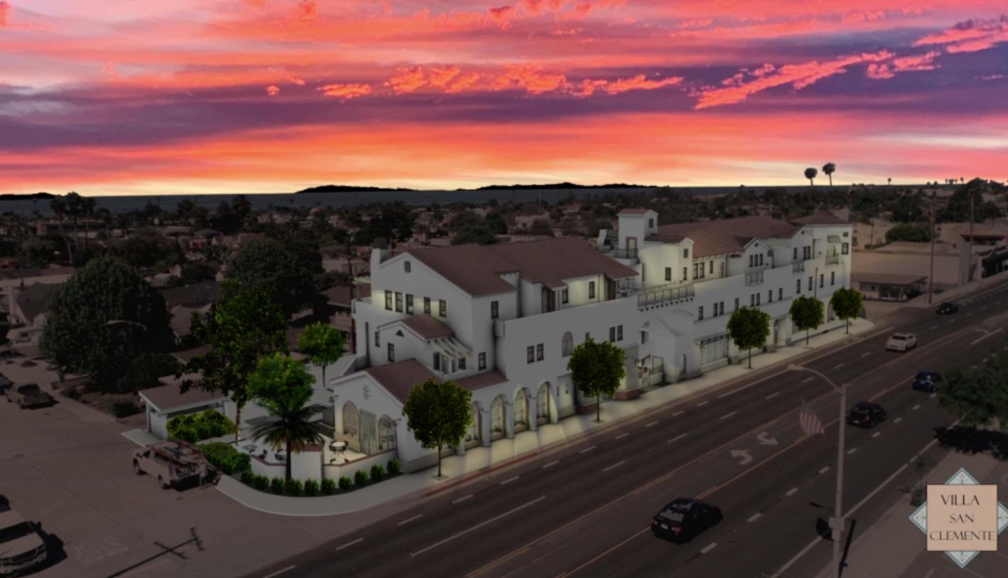 2170 East Main Street. Rendering via villasc.com.